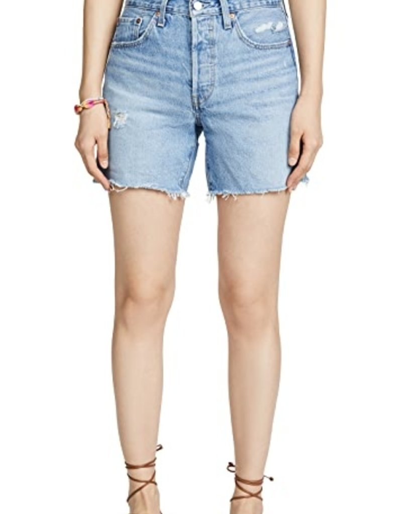 Levi Strauss & Co. Mid Thigh Short
