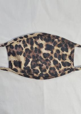 Buffalo Trading Co. Leopard Face Mask