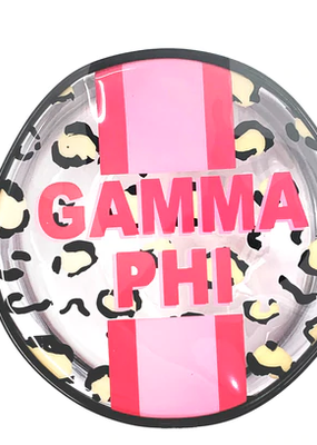 Over the Moon Gamma Phi Beta Cosmetic Bag