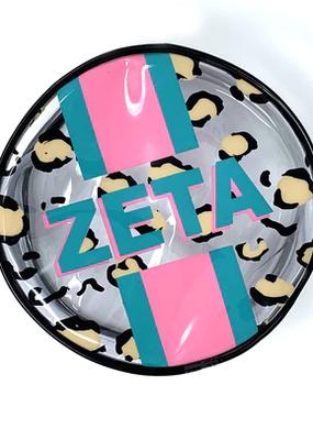 Over the Moon Zeta Tau Alpha Cosmetic Bag