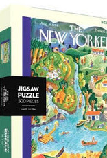 New York Puzzle Co. Summer Vacation Puzzle