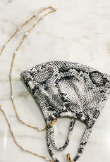 BRACHA Perla Face Mask Chain