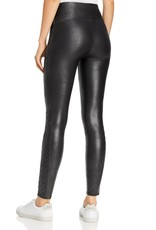 SPANX ® Quilted Faux Leather Legging