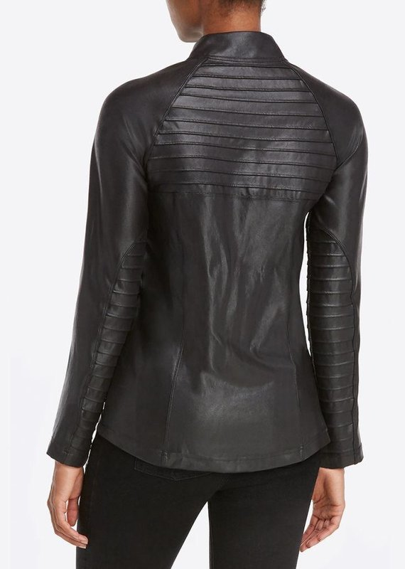SPANX ® Faux Leather Moto Jacket