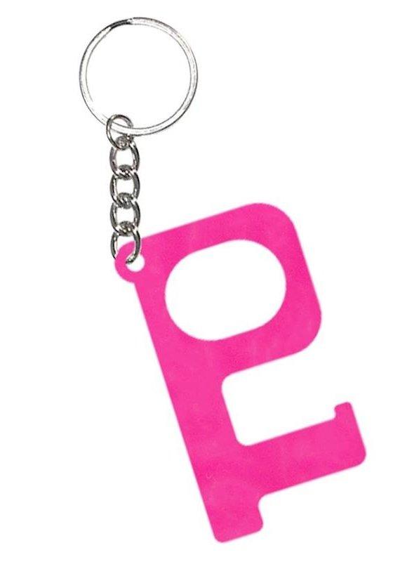 Viv & Lou Magenta Hands Free Keychain