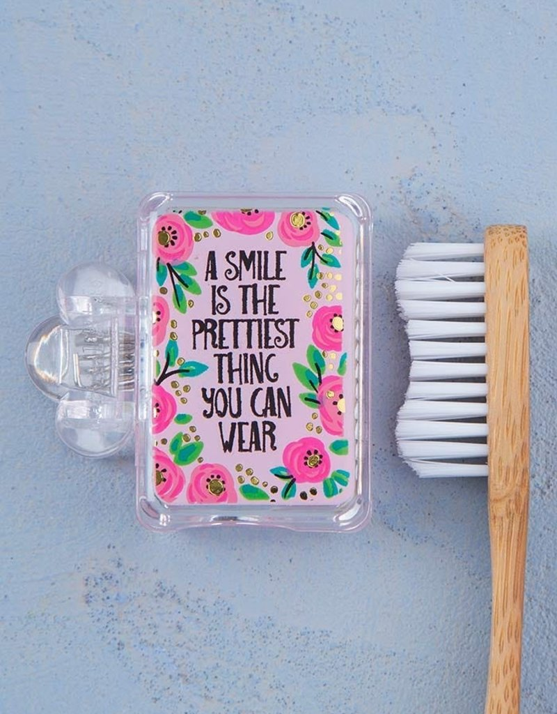 Toothbrush Cover A Smile