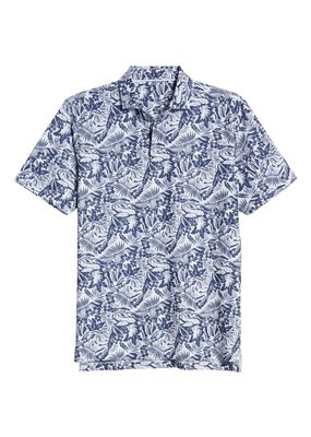 Johnnie-O Warren Button Up
