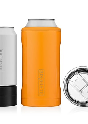 BrüMate BrüMate Hopsulator Trio 3-in-1 Can Cooler Hunter Orange