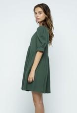 Buffalo Trading Co. Balanced Babydoll Dress