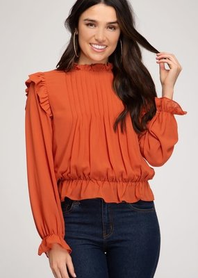 Buffalo Trading Co. Clementine Blouse