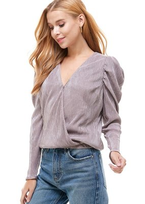 Buffalo Trading Co. Shimmer Nights Top