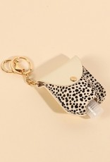 Cheetah Mini Handsanitizer Holder