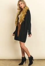 Buffalo Trading Co. Cardi With The Fur