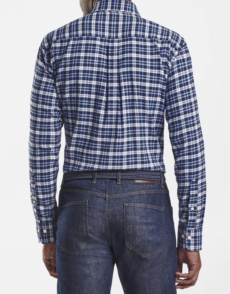Peter Millar Crown Vintage Gus Sports Flannel