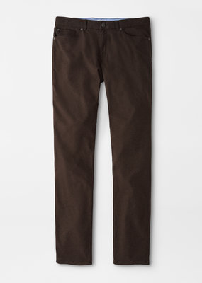 Peter Millar Flannel 5 Pocket Pant