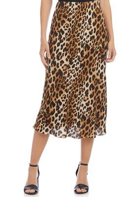Karen Kane Bias Cut Midi Skirt