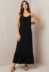 Karen Kane Ruffle Hem Dress