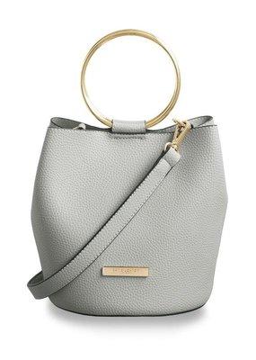 Katie Loxton Suki Bucket Bag Pale Grey