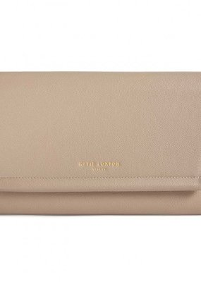 Katie Loxton Ava Clutch Taupe