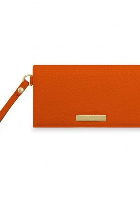 Katie Loxton Cleo Wristlet Burnt Orange