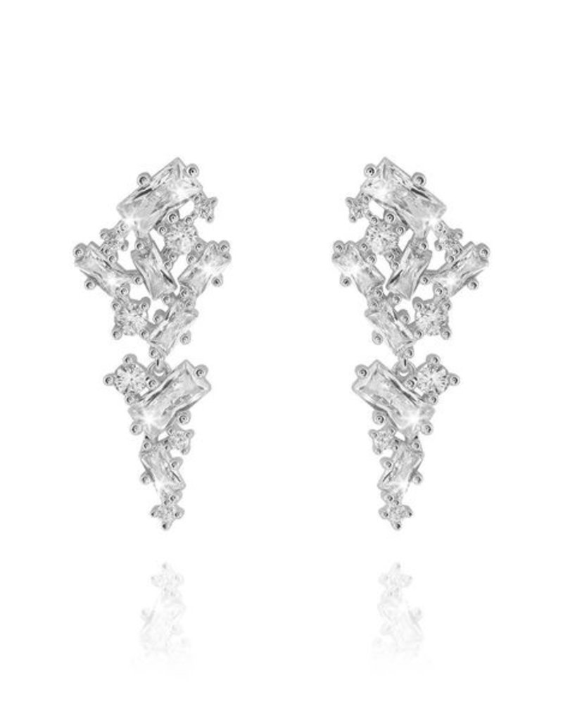 Katie Loxton Be The Sparkle Statement Earrings
