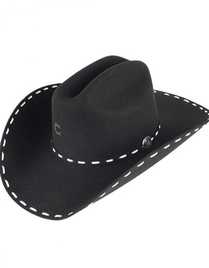 Charlie 1 Horse Bucksnort Hat