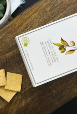Jocelyn & Co Olive Oil & Sea Salt Mini Crackers