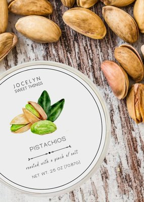Jocelyn & Co Luxe Mini Pistachios