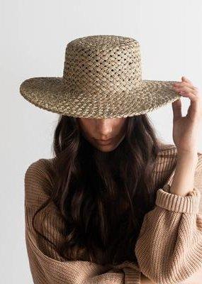 GIGI PIP Seabreeze Seagrass Hat