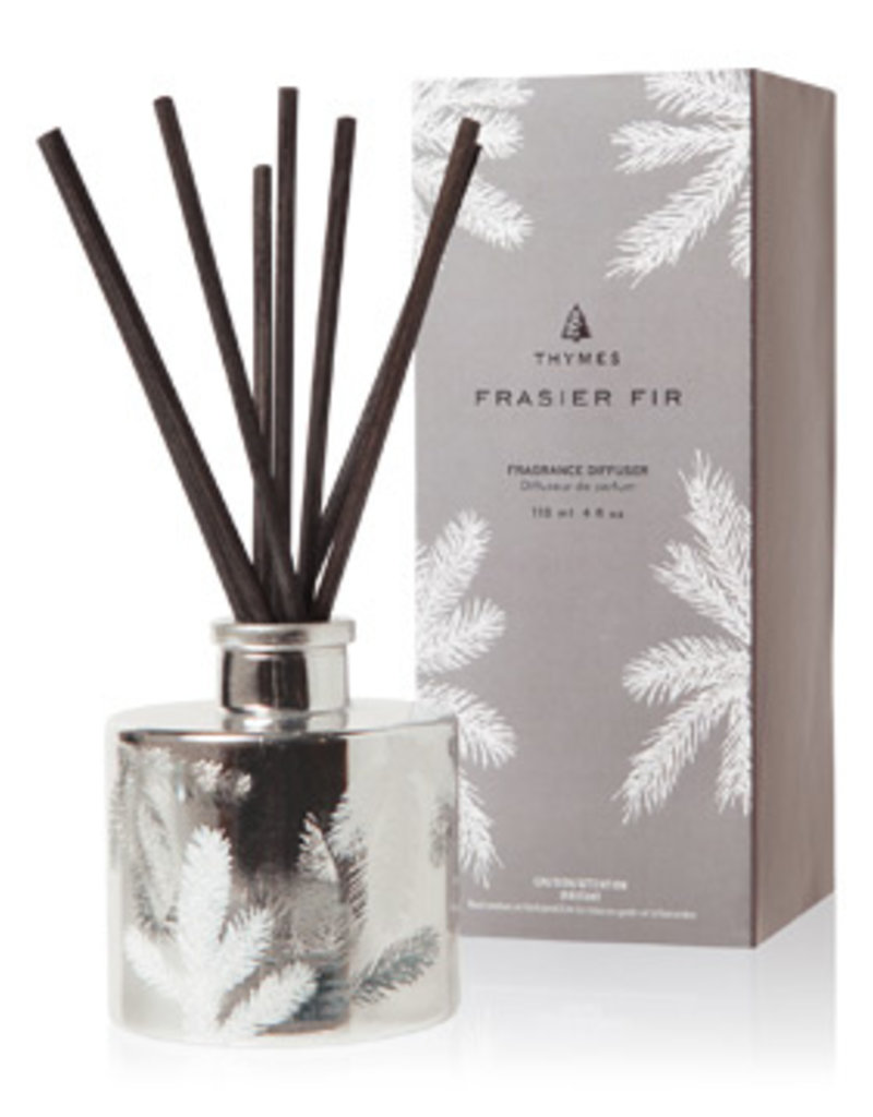 Thymes Frasier Fir Petite Statement Reed Diffuser