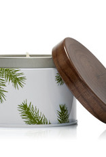Poured Candle in Tin, Frasier Fir
