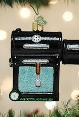 Old World Christmas Smoker BBQ Ornament