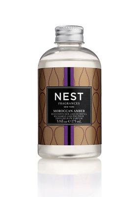 NEST Fragrances Reed Diffuser Liquid Refill Moroccan Amber