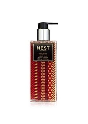 NEST Fragrances Liquid Soap 10floz Holiday