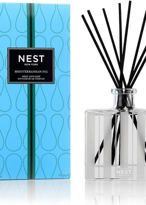 NEST Fragrances Mediterranean Fig Reed Diffuser 5.9oz