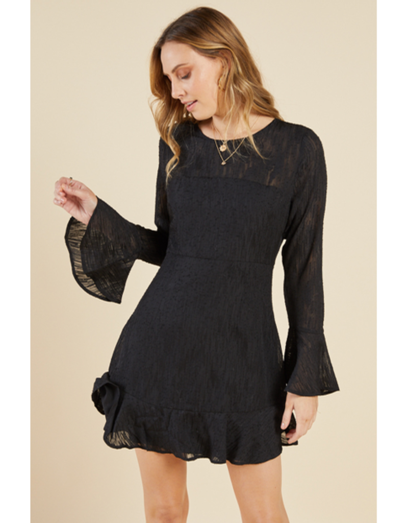 Sadie & Sage Moonrise Smock Dress