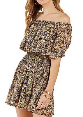 Sadie & Sage Daisy Low Dress