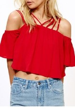 Hotsprings Shoulder Top