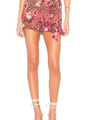 Mink Pink Tropical Island Shorts