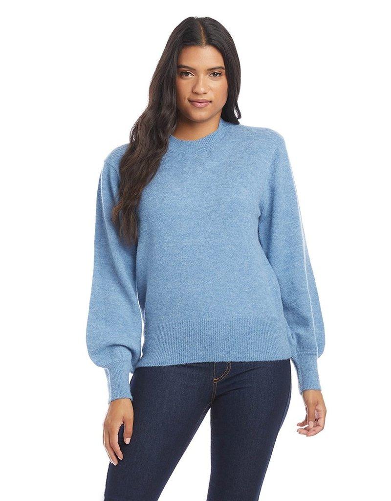 Karen Kane Blousan Sleeve Sweater