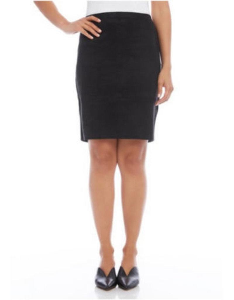 Karen Kane Suede Skirt