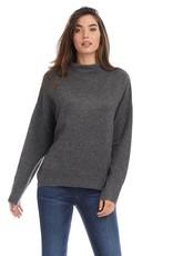 Karen Kane Mock Neck Sweater