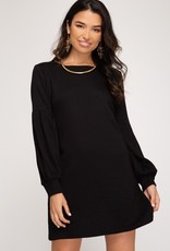 Buffalo Trading Co. Bewitched Sweater Dress