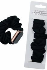 Black Scrunchband