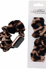 Leopard Scrunchband