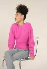 Molly Bracken Cinched Sweater