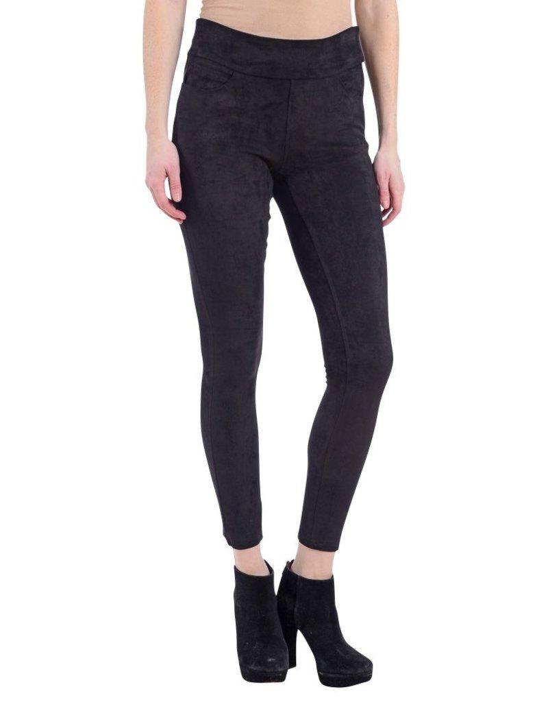 Lola Jeans Janice Suede Legging