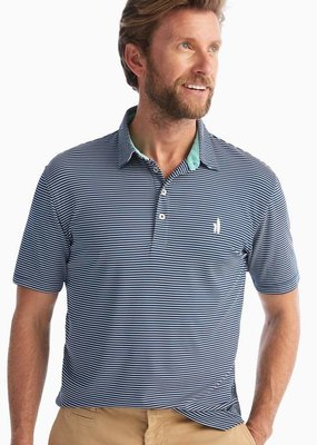 Johnnie-O Merrins Striped Polo