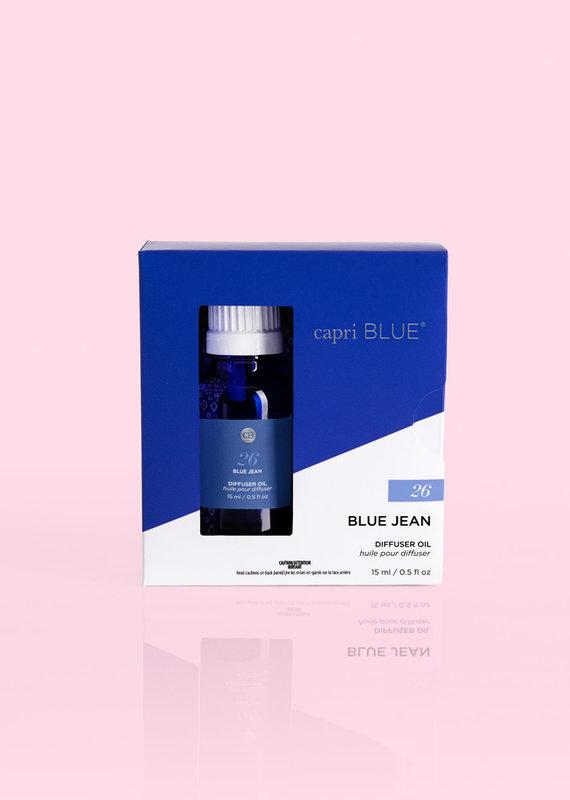 Diffuser Oil, 0.50 fl oz Blue Jean