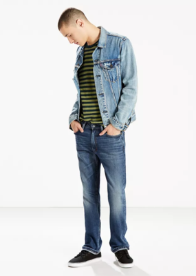 Levi Strauss & Co. 513™ Slim Straight Fit
